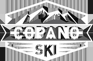 Logotipo Copanoski blanco